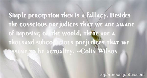 Quotes About Actuality