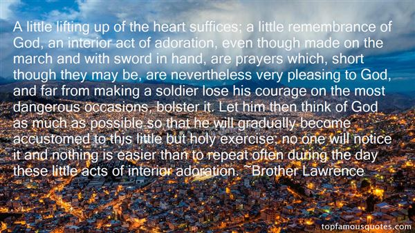 Quotes About Adoration Of God