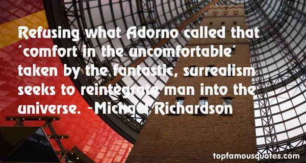 Quotes About Adorno