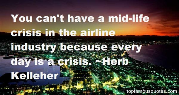Quotes About Airline Industry
