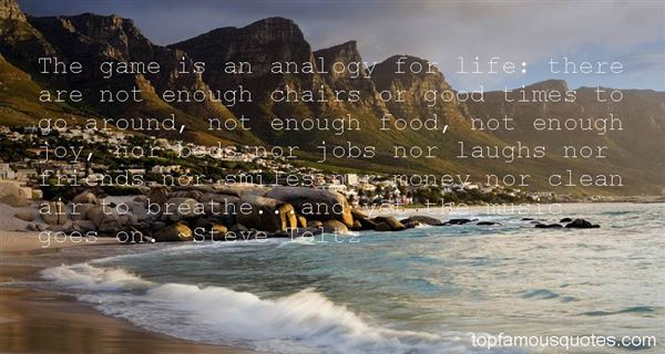 Quotes About Analogy Life