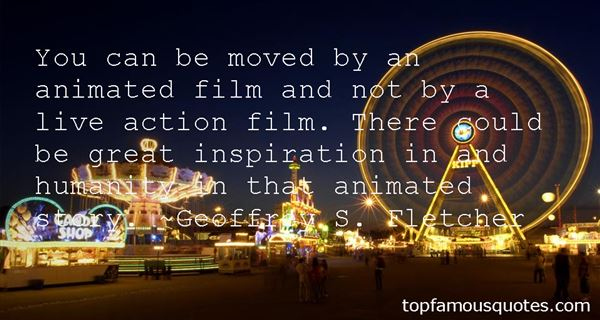 Quotes About Animated