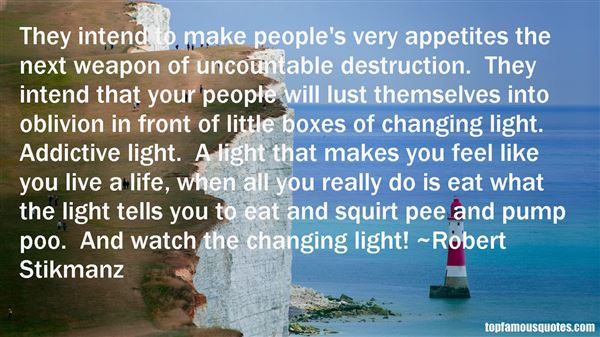 Quotes About Appetite