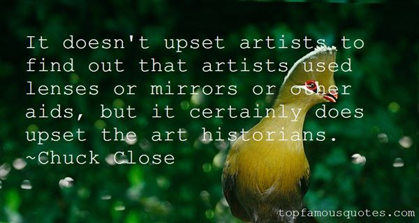 Quotes About Art Historians