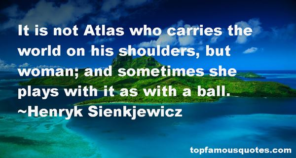 Quotes About Atlas