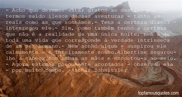 Quotes About Aventuras