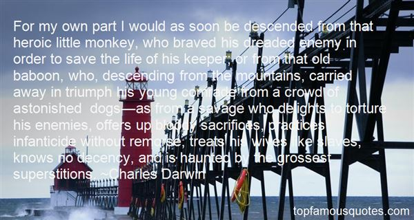 Quotes About Baboon