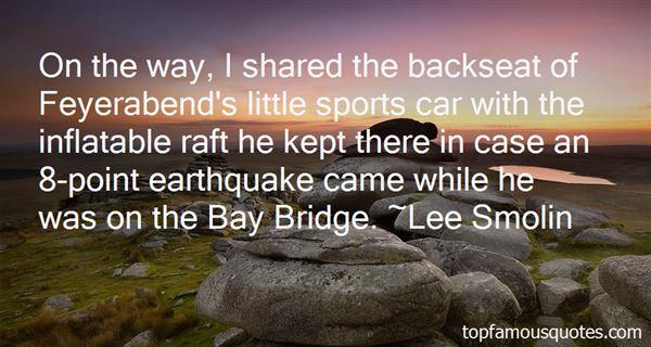 Quotes About Bay Bridge