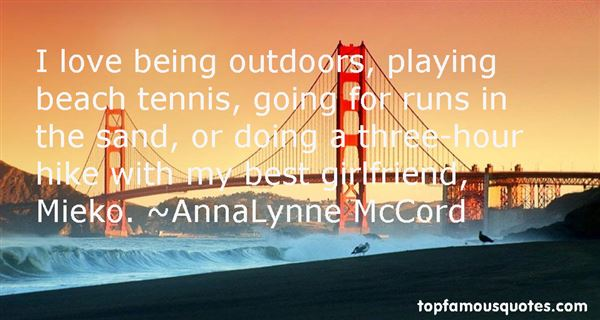 Quotes About Beach Runs