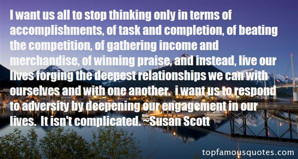 Quotes About Beating The Competition