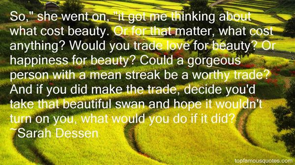 Quotes About Beau