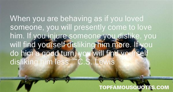 Quotes About Behaving Yourself