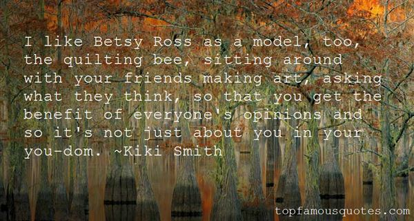 Quotes About Betsy Ross