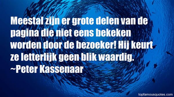 Quotes About Bezoeker