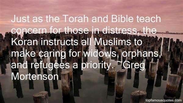 Quotes About Bible Refugees