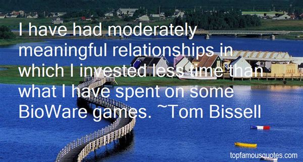 Quotes About Bioware