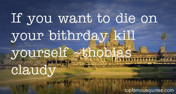 Quotes About Bithrday