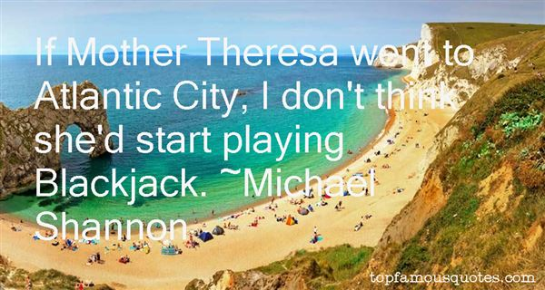 Quotes About Blackjack