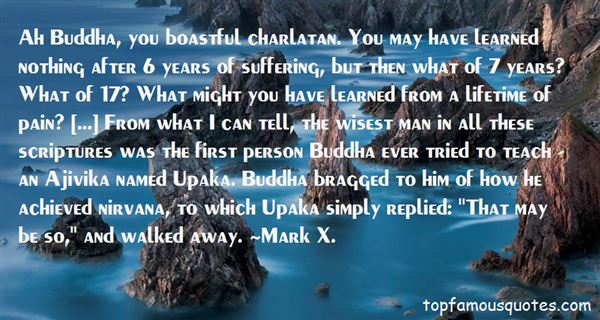 Quotes About Boastful Person