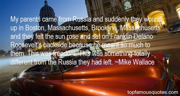 Quotes About Boston Massachusetts