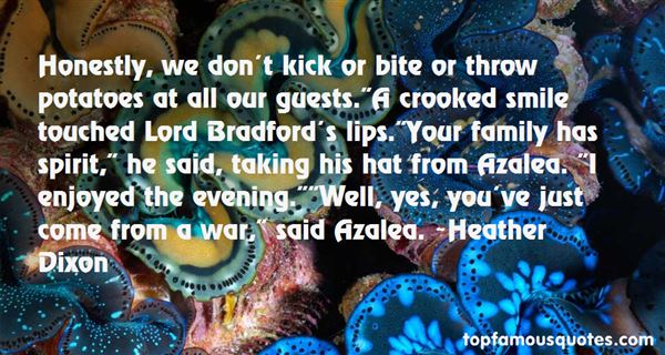 Quotes About Bradford