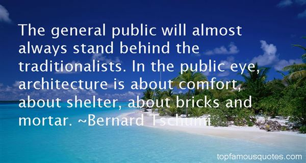 Quotes About Bricks And Mortar