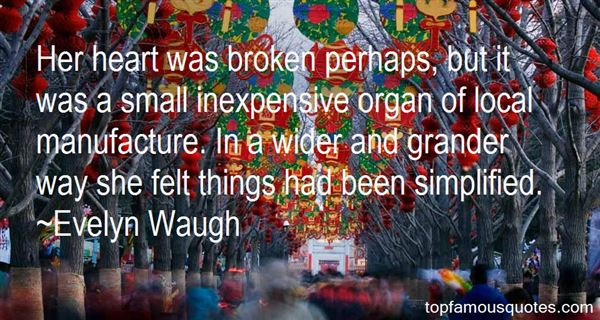 Quotes About Broken Things
