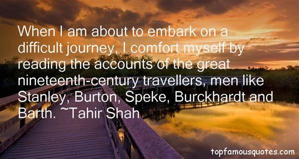 Quotes About Burckhardt