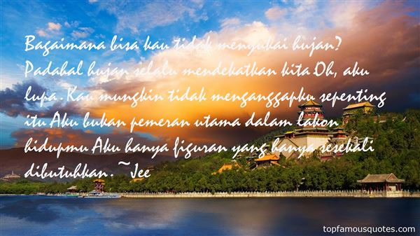 Quotes About Butuh