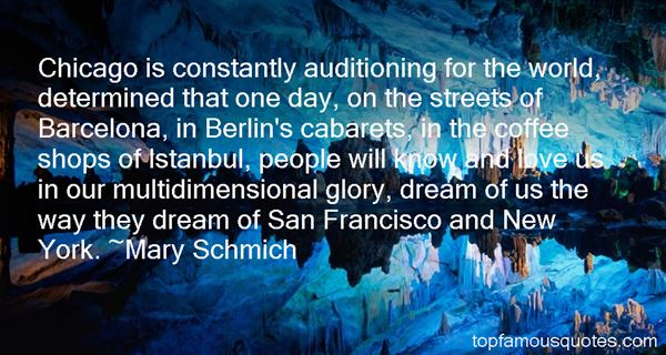Quotes About Cabarets