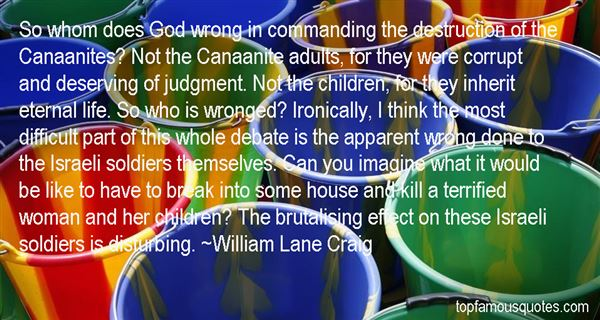 Quotes About Canaanite