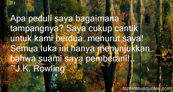 Quotes About Cantik