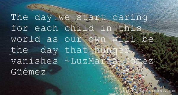 Quotes About Caring For A Child