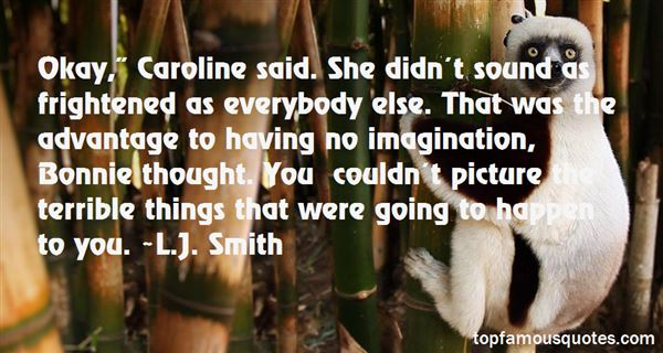 Quotes About Caroline