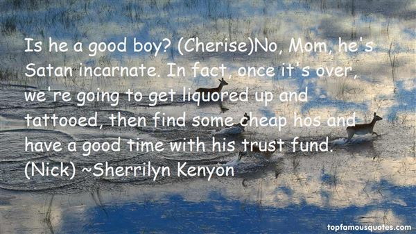 Quotes About Cherise
