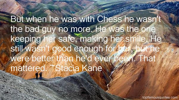 Quotes About Chess King
