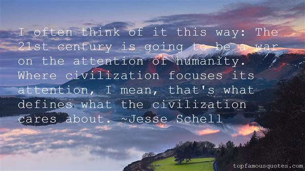 Quotes About Civilization