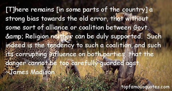 Quotes About Coalition