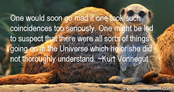 Quotes About Coincidences