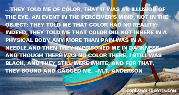 Quotes About Color And Black And White