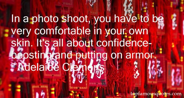 Quotes About Comfortable In Your Own Skin