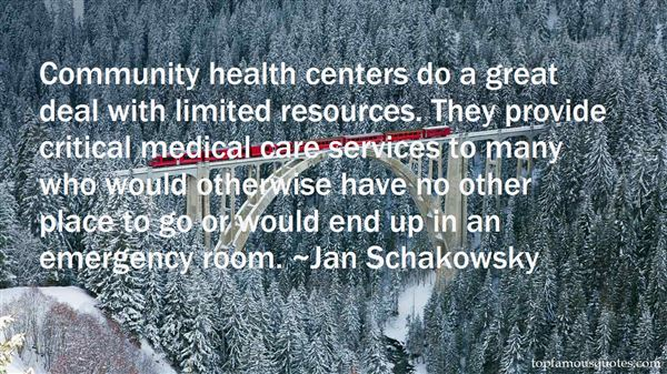 Quotes About Community Services