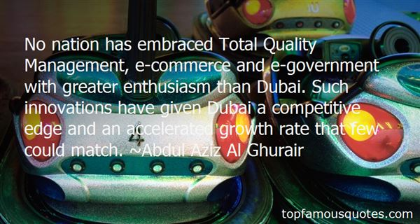 Quotes About Competitive Edge