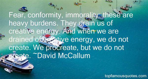 Quotes About Conform