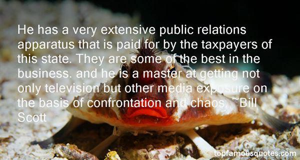 Quotes About Confrontation