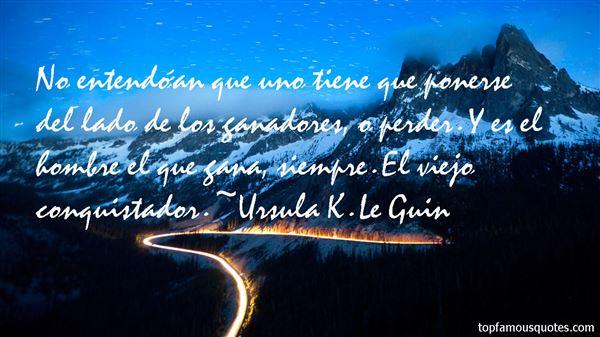 Quotes About Conquistador