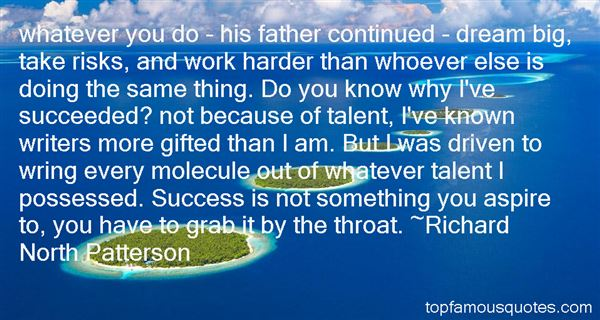 Quotes About Continued Success