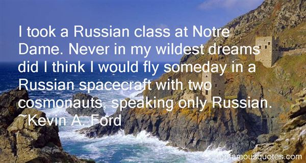 Quotes About Cosmonauts