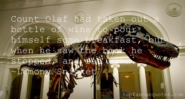 Quotes About Count Olaf