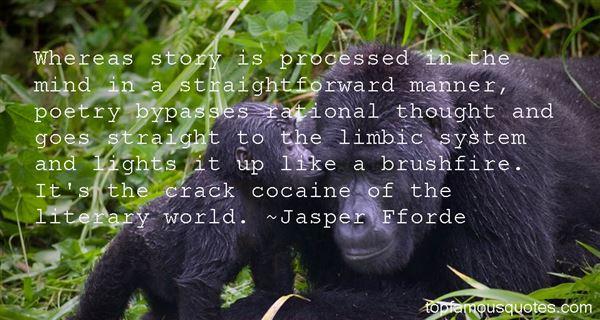 Quotes About Crack Cocaine
